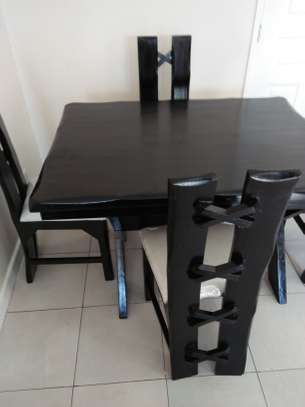 4 Seater Dining Table image 3