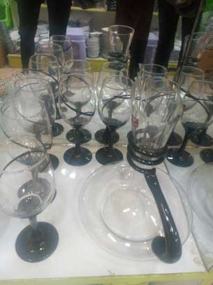 Wine Glass and Decanter image 3