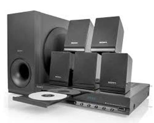 Sony Home Theater System Model Tz140 image 1