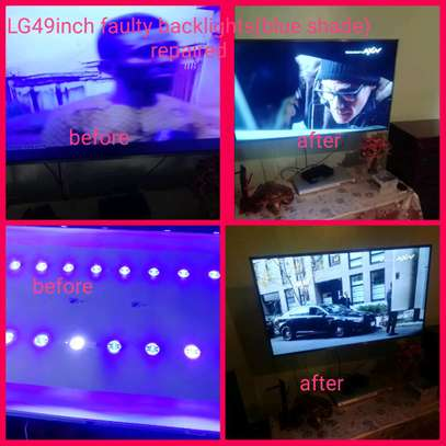 BACKLIGHTS REPAIRS ON ALL LED FLAT-SCREEN TVS image 6