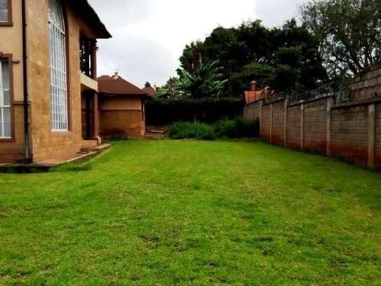 4 bedroom house for rent in Karen image 3