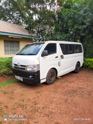 Toyota Hiace for Sale image 3