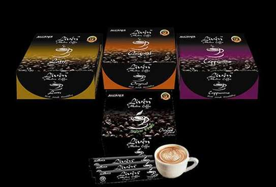 LIVEN ALKALINE COFFEE image 1