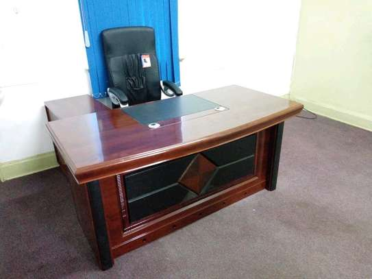 Executive office desk......