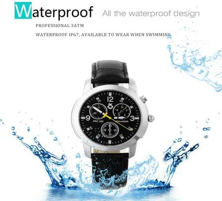 Quartz Bluetooth Smart watch For iOS and Android image 3