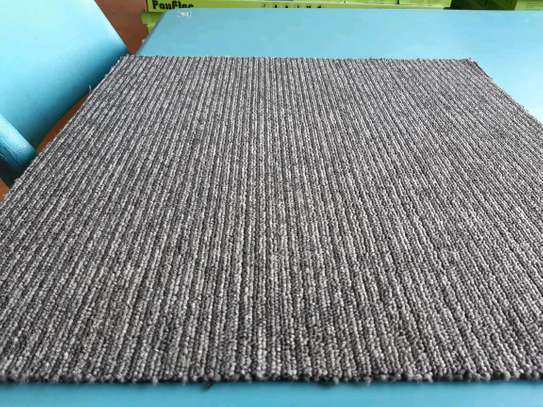 Grey and Dark Grey carpet Tiles image 5