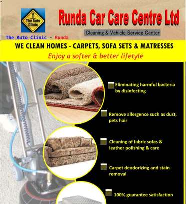 Carpet cleaning image 1