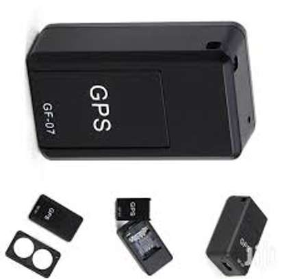 , Magnetic Mini GPS Real Time Car Locator, Long Standby Portable image 1