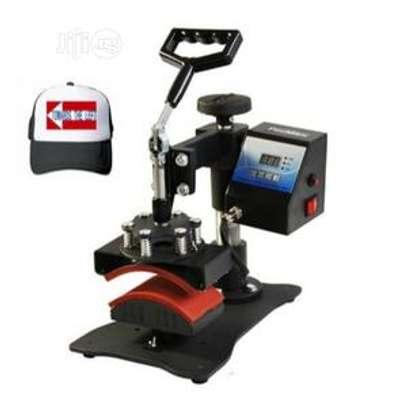 Clamshell Cap Press Machine image 1