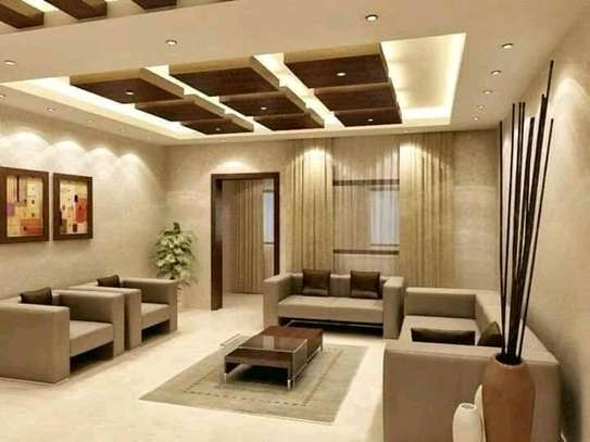 Gypsum Ceiling Designs for Offices and Residential image 4