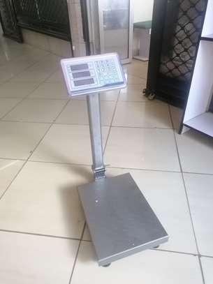 Foldable 150kgs scale image 1