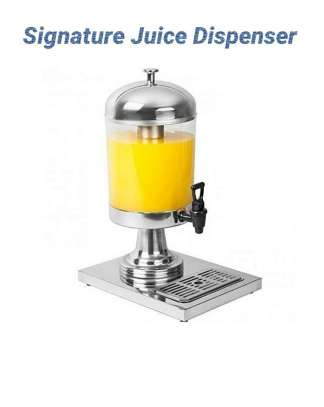 Signature juice dispenser image 1