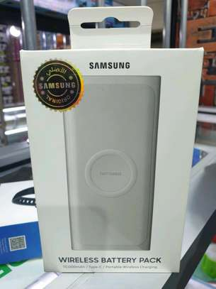 Samsung wireless power bank