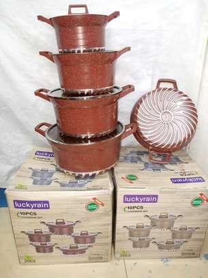 Luckyrain granite cookware image 3