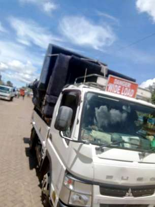 Embu-Meru Route Bound Lorry for Hire image 1