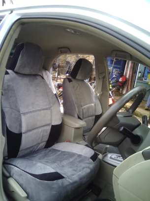 FABRIC/VELVET CAR SEAT COVERS