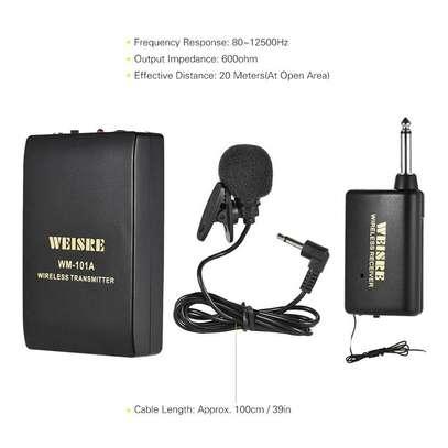 Wireless Microphone Lapel image 1