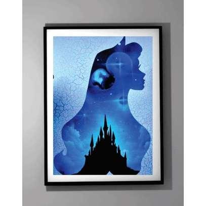 Moana Framed Art. image 1