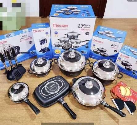 Dessini Cookware 22Pieces image 1