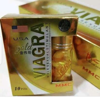 Gold viagra image 1