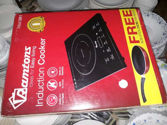 Ramtons Induction Cooker/Induction Cooker image 2