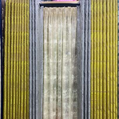 GRACEFUL SHEERS AND CURTAINS PER METRE image 13