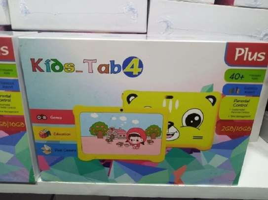 "7"" Kids TAB4 Plus Tablet With 2gb Ram/16gb Rom image 1"