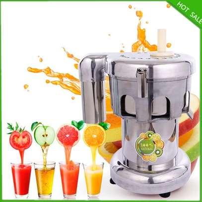 Commercial Fruit Juicer Electric Juice Extractor Orange Electric Fruit Squeezer image 6