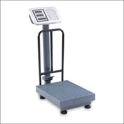 Electronic 100Kg Weighing Bench image 1