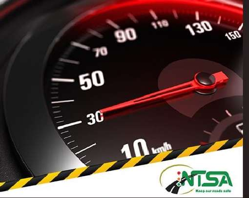 NTSA Approved Speed Governor. Free Online Platform with a Mobile App image 1