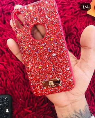 Puloka Sparkle Glittering Luxurious Cases for iPhone X/Xs,iPhone XR,iPhone XS Max image 3