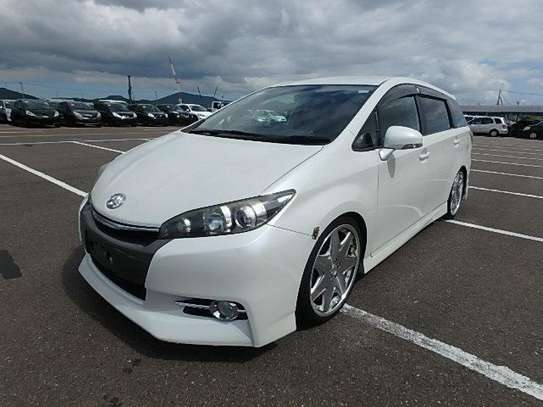 TOYOTA WISH NEW MODEL, FACELIFTED TO 2017, SPORTS EDITION image 9