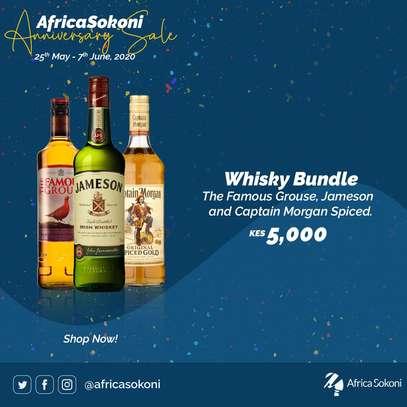 Whiskey Alcohol Bundle image 1
