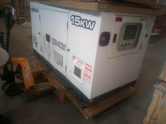 15Kw/18.75kva power Generator image 4