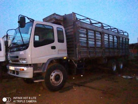 Lorry and pick up Body making and repair image 6