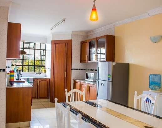 2 bedrooms fully furnished Westlands. image 5