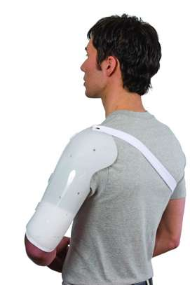Sarmiento Brace | Humeral Fracture Splint - Over The Shoulder Extended Humeral Fracture Orthosis image 1