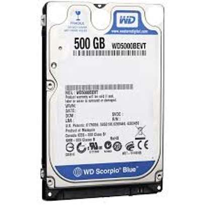 500gb Laptop HDD