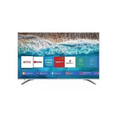 Hisense 50A72KEN - 50'' UHD 4K Frameless Android Smart TV - Black-BOXED image 1