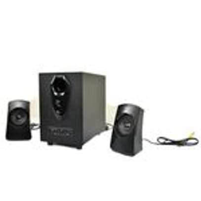 Vitron 2.1Ch Multimedia Speaker System AC/DC/BT – V209D image 2