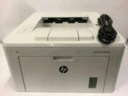 HP Laserjet M203dw Printers Mono Colour Only With Duplex & Wireless image 2