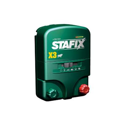 Stafix X3 Electric Fence Energizer image 2