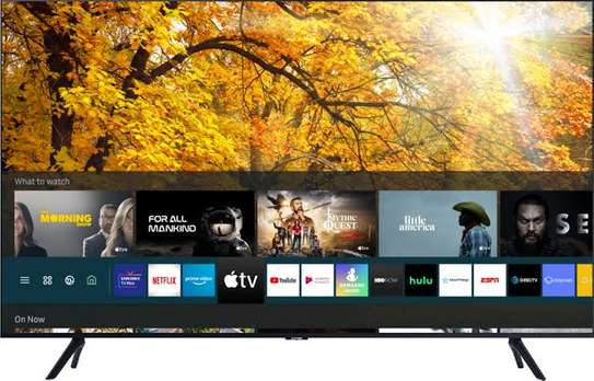 Samsung 43 inch smart TV 4k image 1