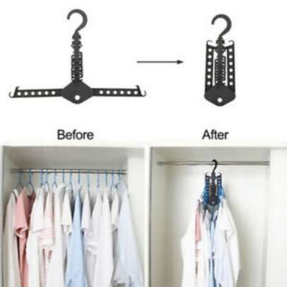 Magic Shirt Hangers- 2 Pieces image 1
