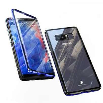 Magnetic Luxury Absorption Cases For Samsung Note 8 image 3