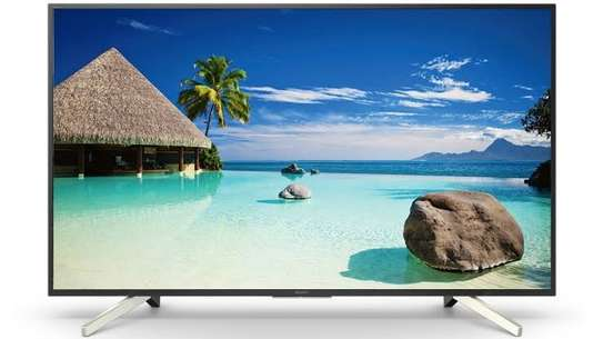 Sony 55 inches UHD-4K Android X7500H Smart Digital TVs image 1