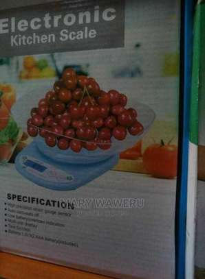 Calibrated Kitchen Scale image 1