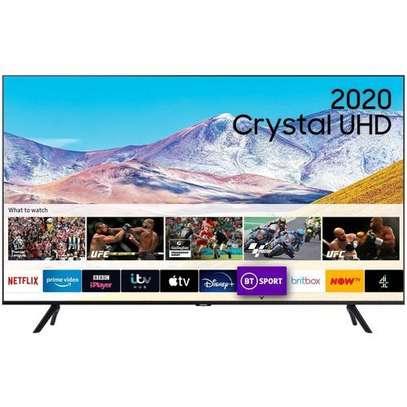 Samsung 43TU8000, 43 Inch Crystal UHD 4K Smart TV image 1