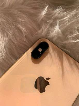 Apple Iphone xs 512 Gigabytes Gold And Olliclips Professionally Photography Lens image 6