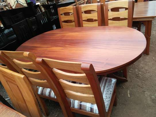 6 Seater Dining Table image 9